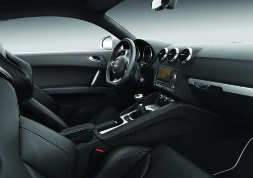 2009 Audi TTS Interior