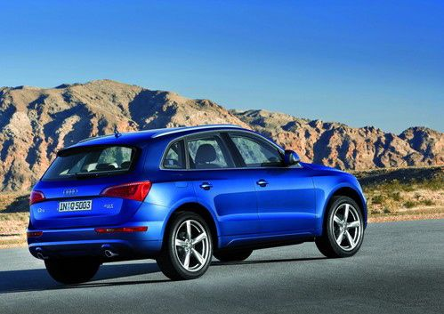 2009 Audi Q5 Takes the Brass Ring