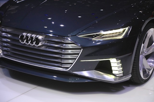 More details on Audi's Tesla Model S competitor emerge