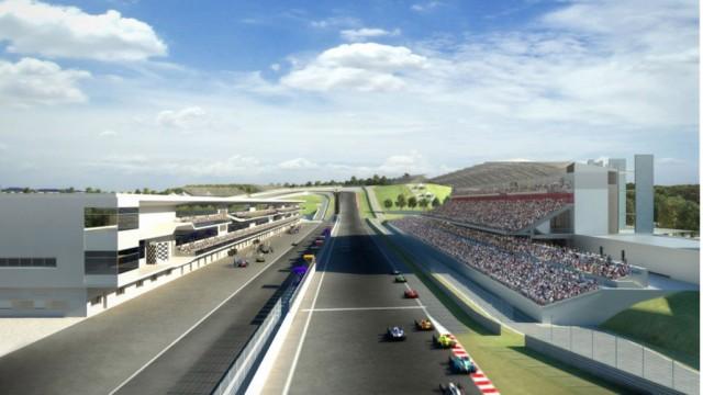Austin's Circuit of the Americas - Image courtesy of McLaren