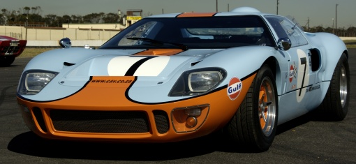 Auto Futura recreates '60s Gulf Oil Le Mans champion