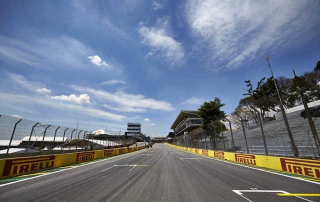 Autodromo Jose Carlos Pace, home of the Formula One Brazilian Grand Prix
