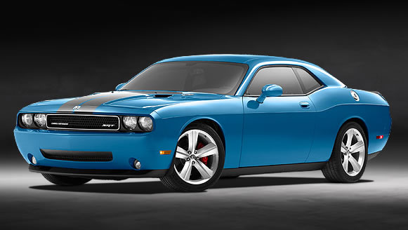 b5 blue dodge challenger