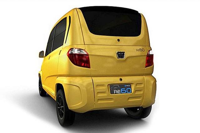 Bajaj RE60 minicar