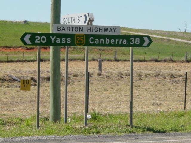 Barton Highway