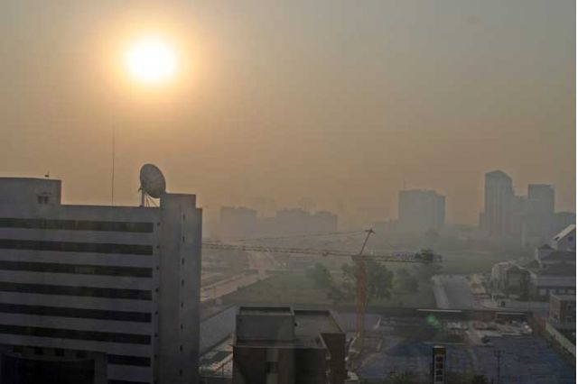 Grim First Air Pollution Makes Top 10 List Of Disease
