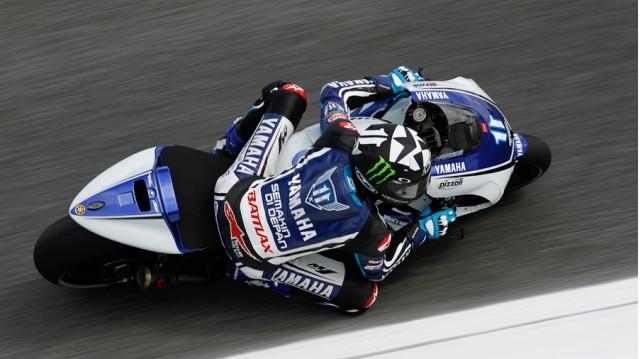Ben Spies photo courtesy MotoGP