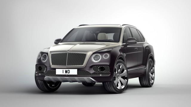 2018 Bentley Bentayga Mulliner