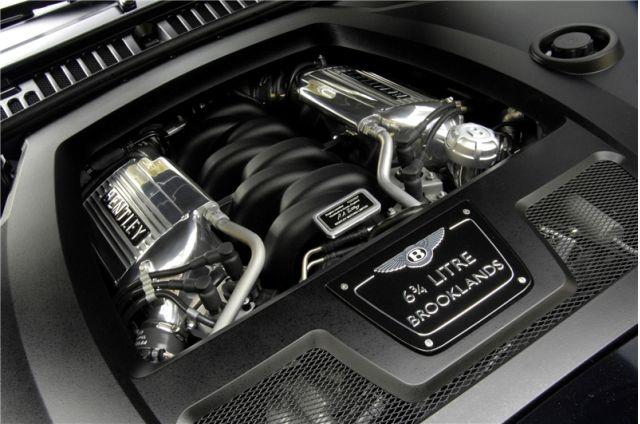Bentley Brooklands 6.75-litre