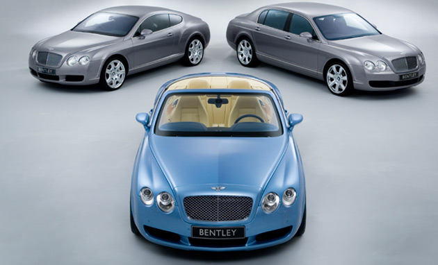 Bentley is expecting to sell more than 1,000 vehicles in China by 2012, up from nearly 500 this year