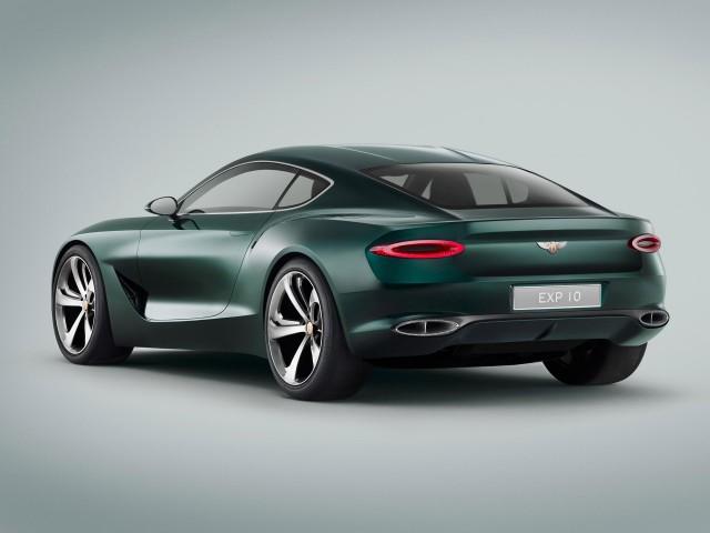 Bentley EXP 10 Speed 6 concept, 2015 Geneva Motor Show