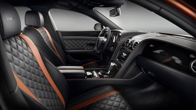 Four-door Bentley goes 200 mph