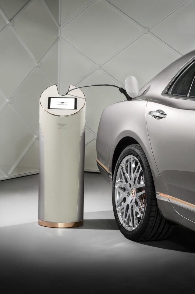 Bentley Mulsanne Hybrid Concept, 2014 Beijing Auto Show