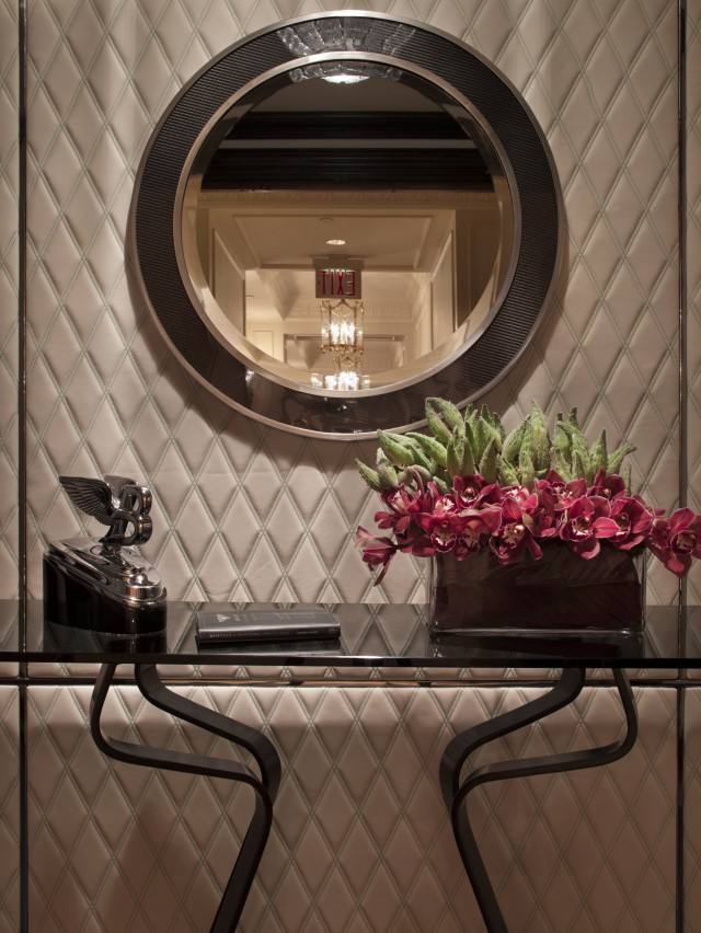 Bentley Suite at St. Regis Hotel, New York City