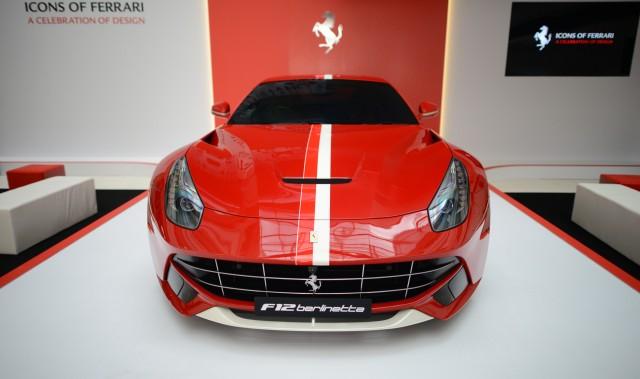Bespoke Ferrari F12 Berlinetta