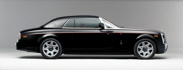 Bespoke Rolls-Royce Phantom Mirage Coupe