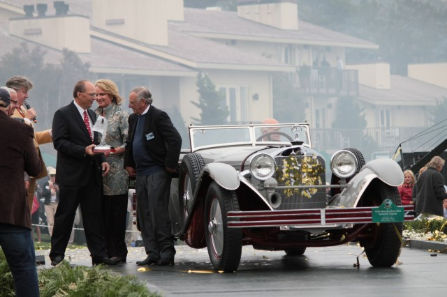 Best In Show: 1928 Mercedes-Benz 680S Sauotchik Torpedo