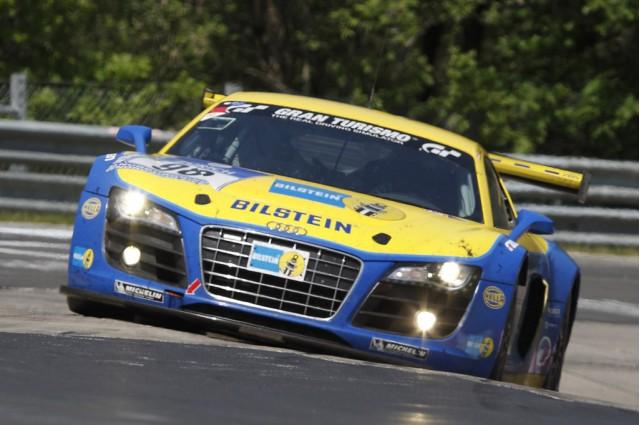 Bilstein Audi R8 LMS
