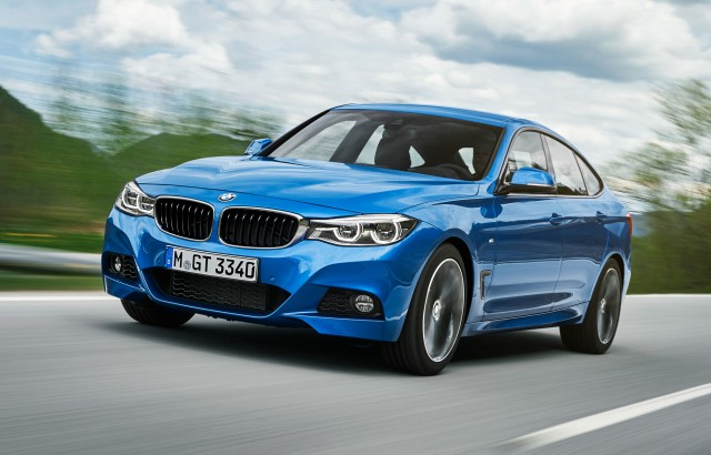 2017 bmw 3 series gran turismo preview. Cars Review. Best American Auto & Cars Review