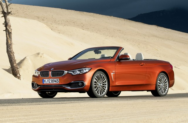 Bmw 428i Convertible 2017 >> What's New for 2017: BMW