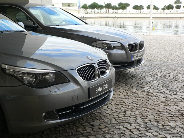 BMW 5-Series: One 2010, One 2011.