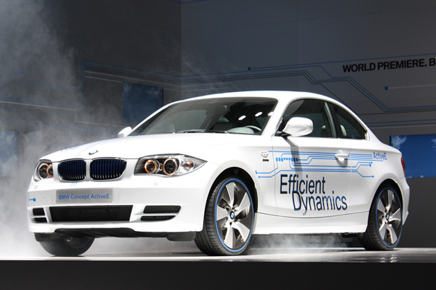 2012 BMW ActiveE Needs Electronauts: Do You Have The Right Stuff?