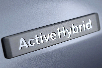 BMW ActiveHybrid logo
