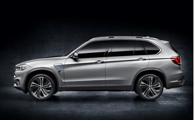 BMW Concept X5 eDrive plug-in hybrid