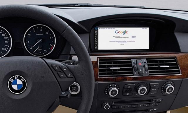 BMW ConnectedDrive technology