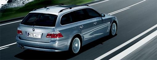 BMW diesel hybrid likely to feature in next-gen 5-series
