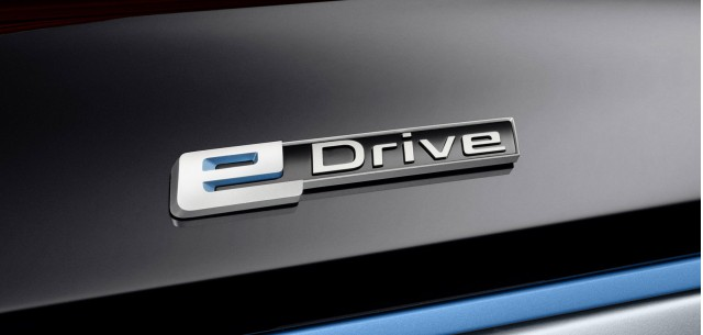 BMW eDrive logo
