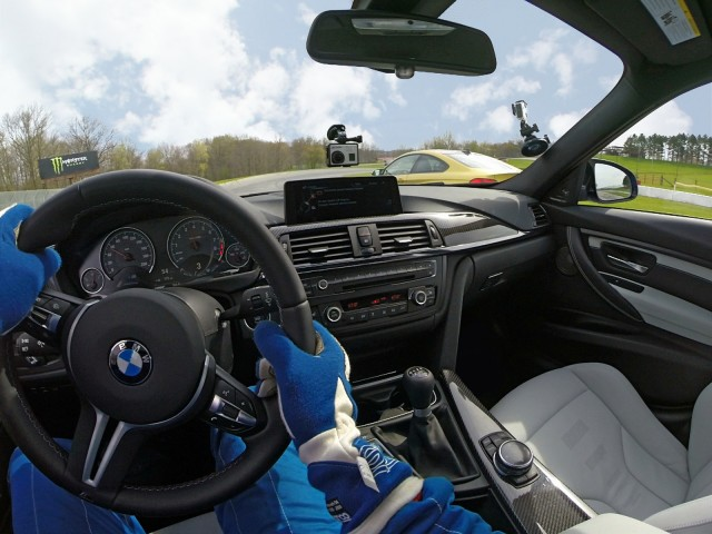 BMW GoPro integration