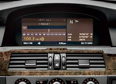 BMW HD Radio