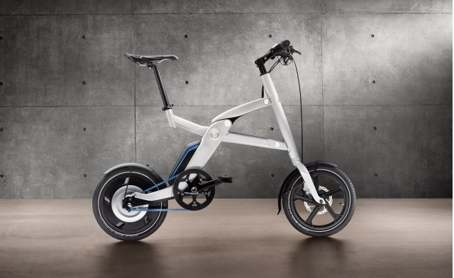 BMW i Pedelec (Pedal Electric Cycle) concept