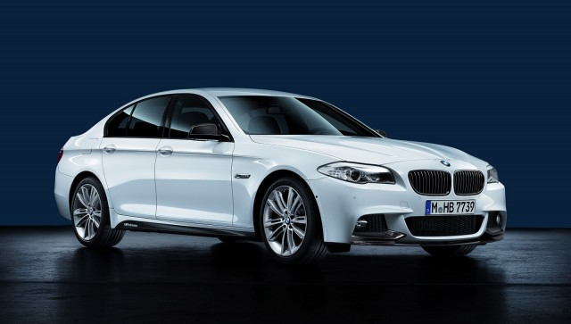 BMW M Performance Parts for the 5-Series