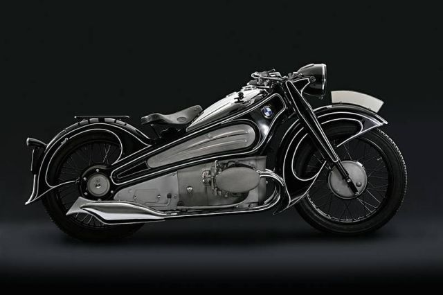 BMW R7 concept from 1934