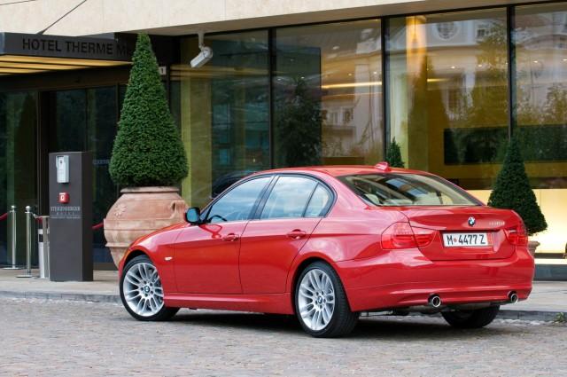 2011 BMW 335d sedan