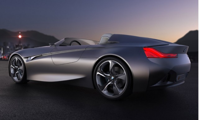 2011 BMW Vision ConnectedDrive Concept