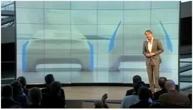 BMW press event introducing 'i' sub-brand, Munich, Feb 2011