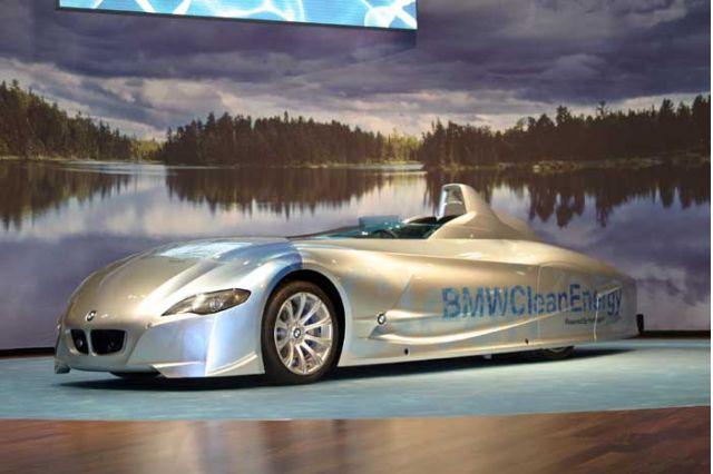 BMW H2R
