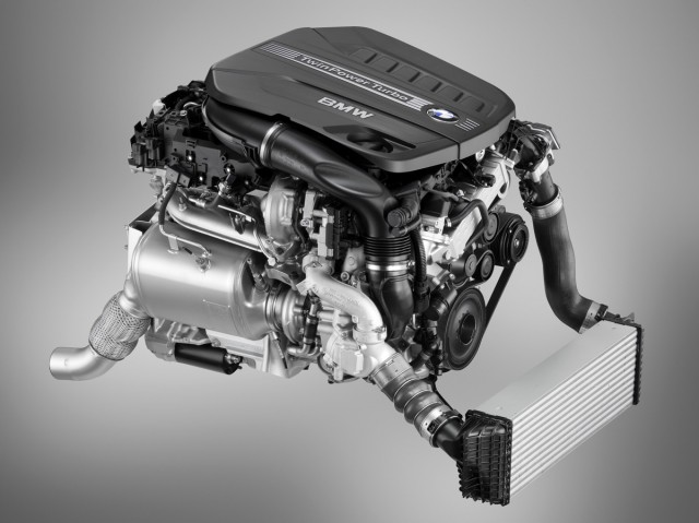 BMW's 3.0-liter twin turbo diesel