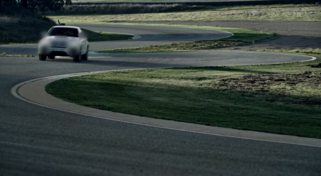 BMW's mystery X6M.