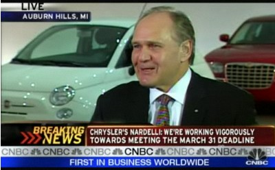Link Love From The Car Connection: Nardelli Speaks To CNBC, Leno Speaks to eBay, And A Former Auto Employee Sings His Little Heart Out