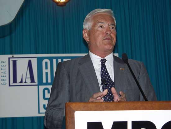 Bob Lutz 2002 Los Angeles Show