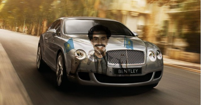 Borat Gets A Bentley: Kazakhstan Bentley Dealership Announced