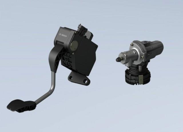 Bosch eClutch electronic clutch