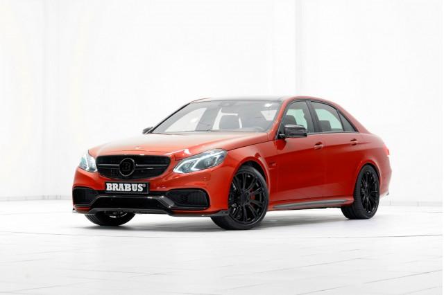 Brabus 850 6.0 Biturbo based on the 2014 Mercedes-Benz E63 AMG