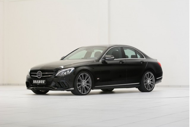 BRABUS program for the 2015 Mercedes-Benz C-Class