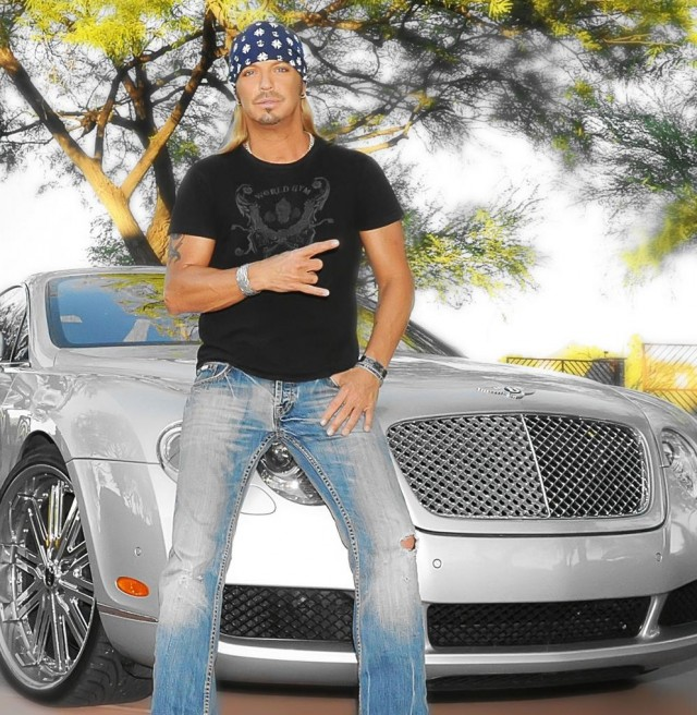 Bret Michaels' cars hit the block in Scottsdale.  Image: Barrett-Jackson