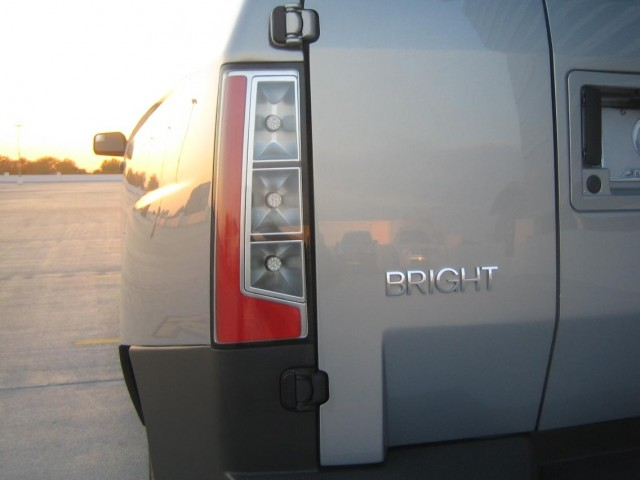Bright IDEA plug-in hybrid delivery van, prototype